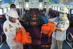 Kemenhub uji petik kapal penumpang di Batam
